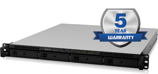 Synology® Introduces RackStation RS1619xs+